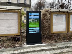 Digitálna úradná tabuľa Dětmarovice